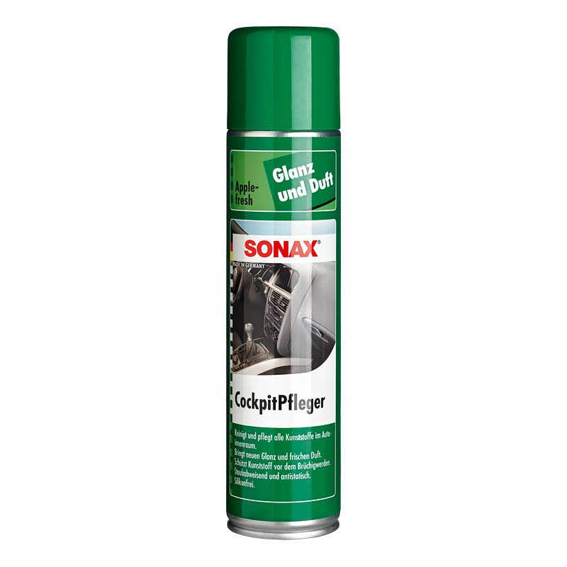 344300 SONAX CockpitPfleger Apple 400ml