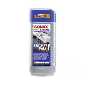201100 SONAX XTREME Briljant vosak 1 Nano pro