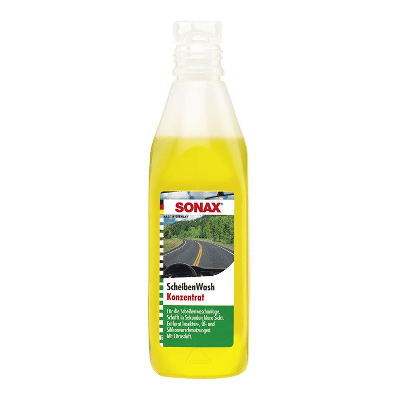 260241 SONAX Tekucina za vjetrobran LJETNA KONCENTRAT 1:10 Miris limuna