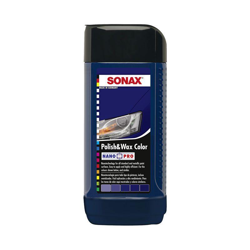 296241 SONAX Politura sa voskom - plava
