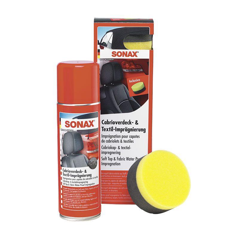 310200 SONAX Sredstvo za inpregnaciju platnenih krovova