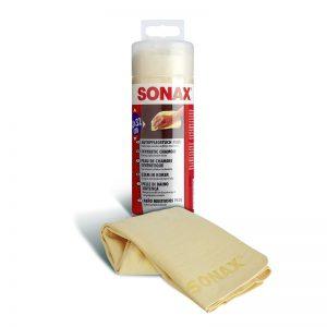 417700 SONAX Kozna krpa za auto umjetna-Kanebo